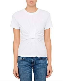 Alexander Wang High Twist Jersey T-Shirt