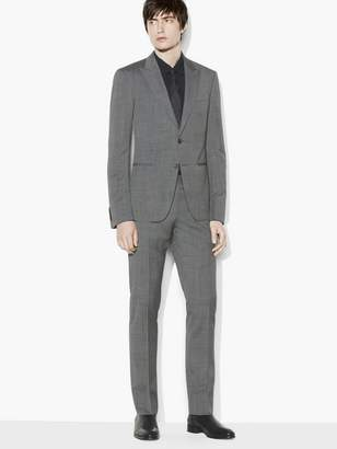 John Varvatos Jake Houndstooth Suit