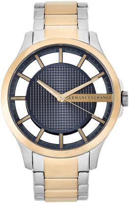 Armani Exchange AX2403 Two-Tone Hampton Watch