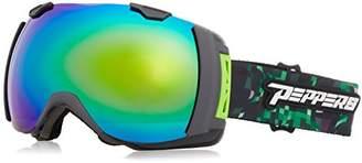 Pepper's Sirque Oval Sunglasses