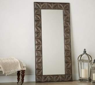 Pottery Barn Orson Floor Mirror