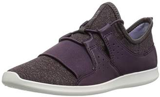 Ecco Women's Women's Sense Elastic Toggle Fashion Sneaker