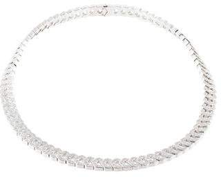 Cartier Diamond Mini C de Necklace