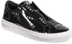 DKNY Conner Logo Platform Sneakers