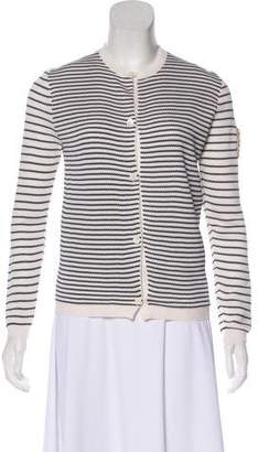 Christian Dior 2017 Striped Cardigan Set