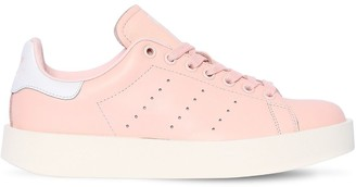 adidas Stan Smith Bold Leather Sneakers
