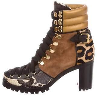 bd884952d73 Christian Louboutin Who Runs Colorblock Boots