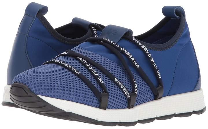 Blue Sneaker Boy's Shoes