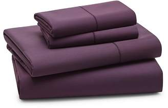 Amalia Home Collection Sateen Sheet Set, Queen - 100% Exclusive