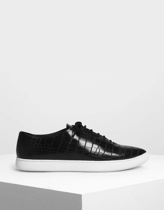 Charles & Keith Pointed Sneakers