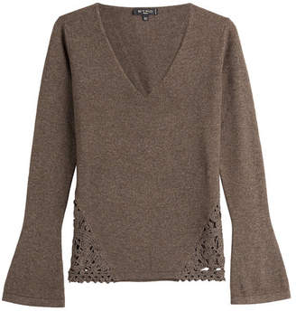 Etro Wool-Cashmere Blend Pullover