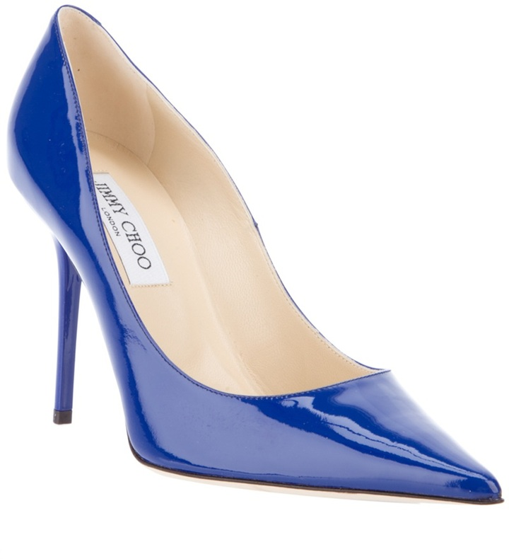 Jimmy Choo Leather pump