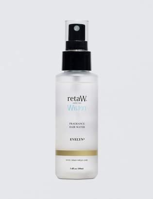 retaW Evelyn Fragrance Hair Water