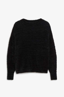 Monki Fluffy sweater