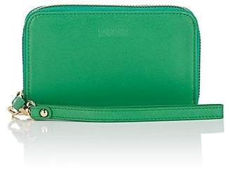 Barneys New York MEN'S LEATHER WRISTLET WALLET