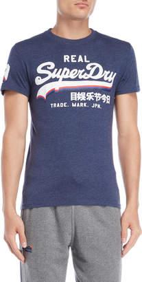 Superdry Vintage Style Logo Tee