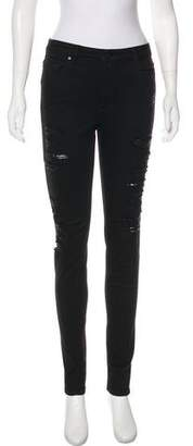 Black Orchid Jude Mid-Rise Jeans