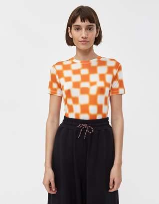 Dries Van Noten Hambel PR T-Shirt in Orange