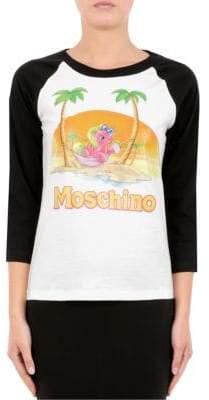 Moschino My Little Pony Capsule Print Logo Shirt