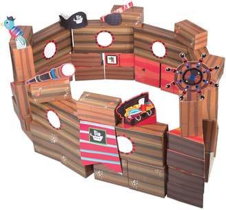 Educational Insights PlayBrix(TM) Pirate Adventure Set