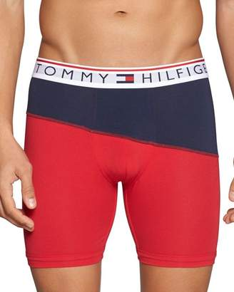 Tommy Hilfiger Modern Color-Block Boxer Briefs