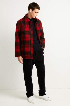 French Connenction Hunting Check Harrington Jacket