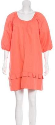 See by Chloe Long Sleeve Mini Dress