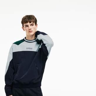 Lacoste Men's Fashion Show Canvas Sweatshirt