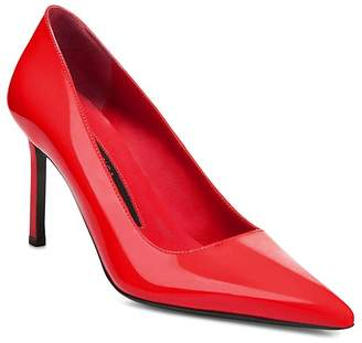 Via Spiga Women's Nikole Patent Leather Stiletto Pumps