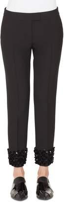 Akris Punto Frankie 3D Sequin Pants