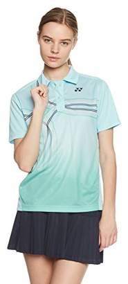 Yonex (ヨネックス) - (ヨネックス) YONEX ソフトテニスウェア ポロシャツ 20362 [レディース] 20362 111 アクアブルー O