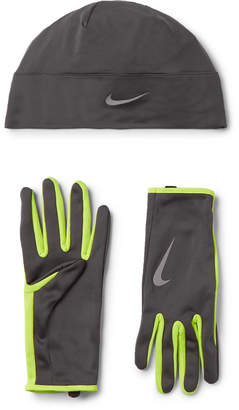Nike Dri-FIT Hat and Gloves Set