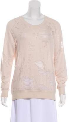 IRO Garence Distressed Sweatshirt