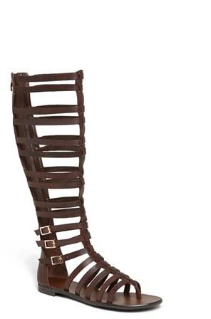 Vince Camuto 'Jamon' Knee High Gladiator Sandal