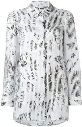 Salvatore Ferragamo floral print relaxed blouse