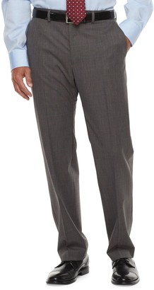 Chaps Men's Performance Series Classic-Fit Stretch Suit Pants