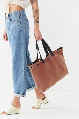Urban Renewal Vintage Remade Surplus Grommet Tote Bag
