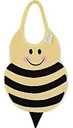 Bumble Bee Zigozago Bumblebee Bib-Yellow