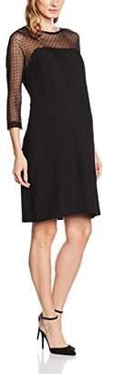 Pietro Brunelli Women's Roma Dress, (Black), (Size: Medium)