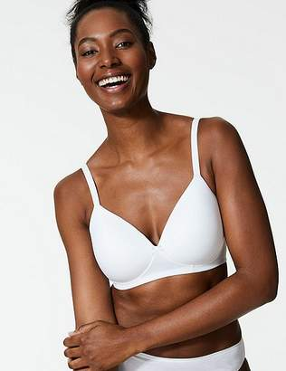 Marks and Spencer 2 Pack Non-Wired Full Cup T-Shirt Bras AA-E