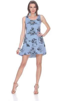 N. Yak Yeti High-Low Hem Dress