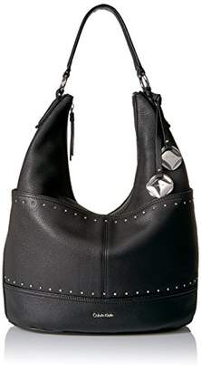Calvin Klein Avery Pebble Hobo