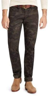 Polo Ralph Lauren Slim-Fit Camo Stretch Jeans