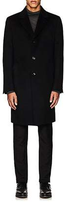 Piattelli MEN'S CASHMERE THREE-BUTTON COAT