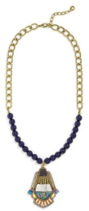 Women's Baublebar Chiara Pendant Necklace $42 thestylecure.com