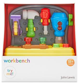 John Lewis & Partners Workbench Playset