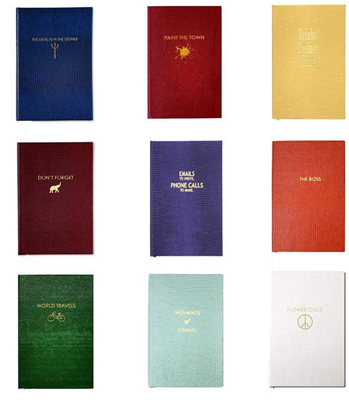 The Pile Pocket Notebooks (Set of 9)