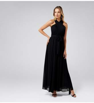 Ever New Nova Cross Front Maxi Dress