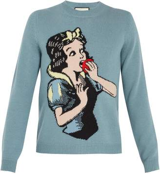 Gucci Snow White cotton sweater