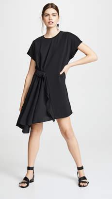 3.1 Phillip Lim Ruffle Tee Dress